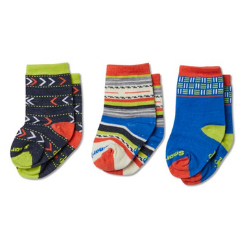 Kid's Smartwool Toddler Trio Sock Pack