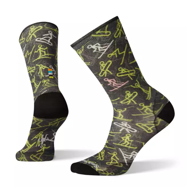 Men's Smartwool Curated Opening Day Crew Sock