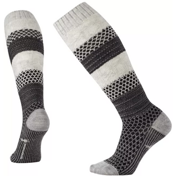 Women's Smartwool Popcorn Cable Knee High Sock