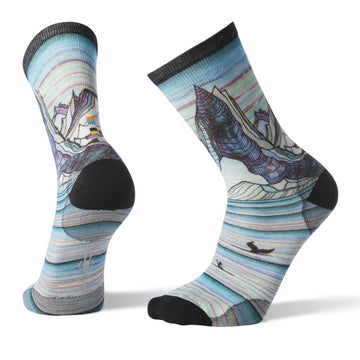 Men's Smartwool Curated Surf Lineup Crew Sock