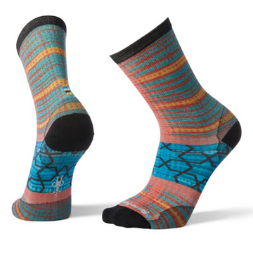 Men's Smartwool Curated Burgess Creek Crew Socks