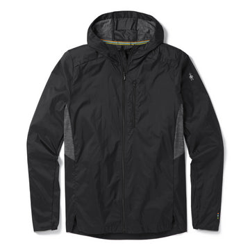 Men's Smartwool Merino Sport Ultra Light Hoodie - Black