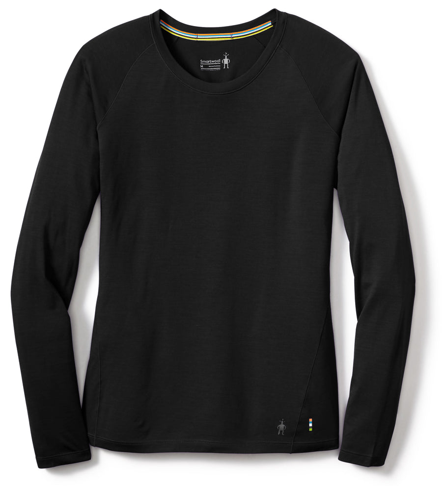 Women's Smartwool Merino 150 Base Layer Long Sleeve - Black