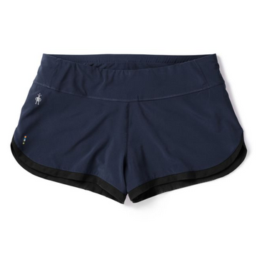 Women's Smartwool Merino Sport Lined Short - Deep Navy
