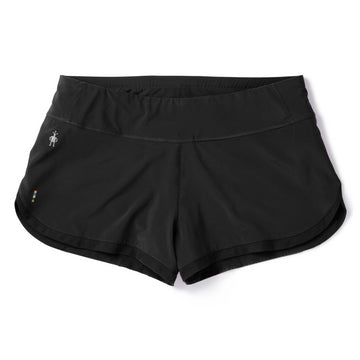 Women's Smartwool Merino Sport Lined Short - Black