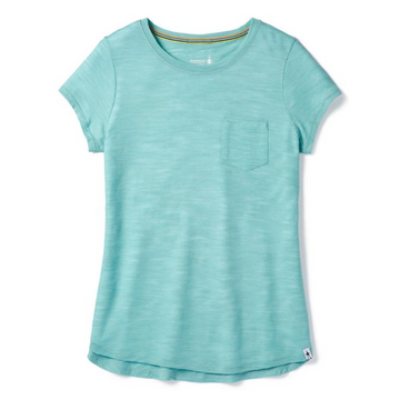 Women's Smartwool Everyday Exploration Slub Short Sleeve Tee