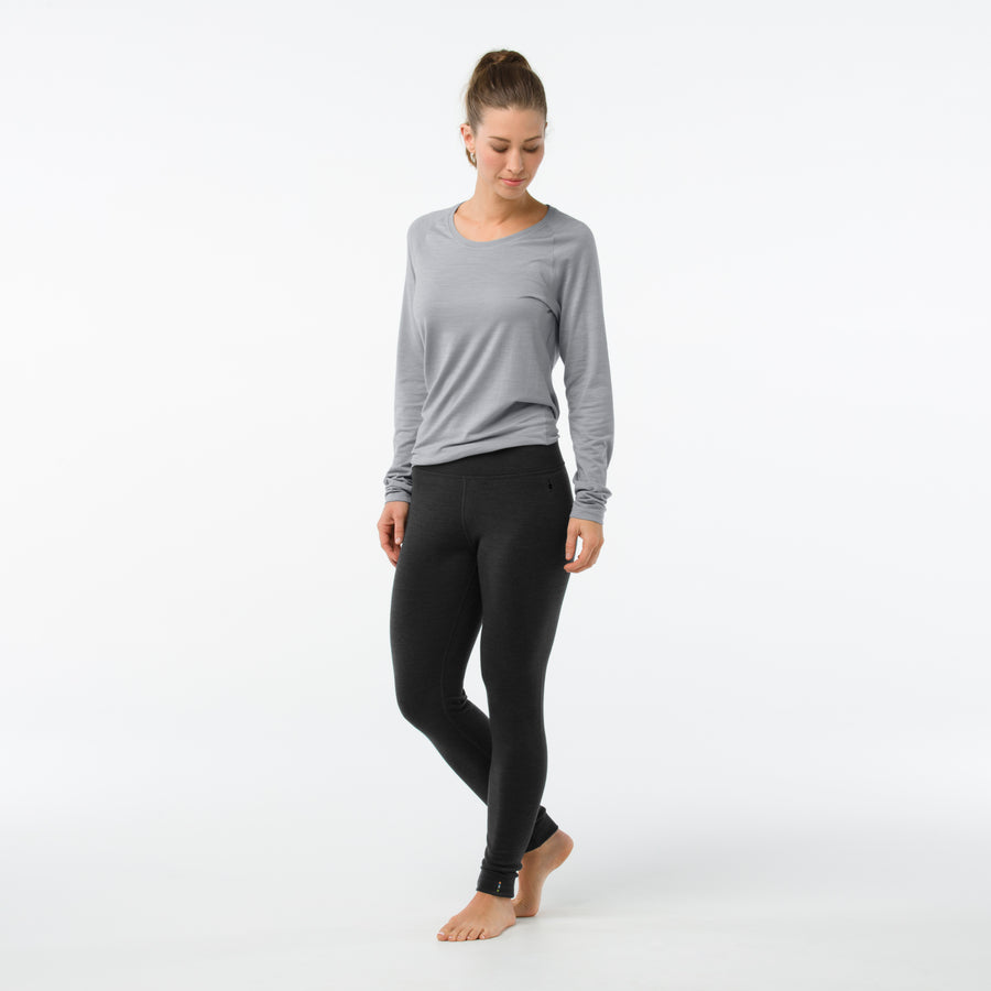 Women's Smartwool Merino 250 Base Layer Pant - Grey