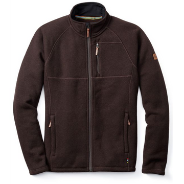 Men's Smartwool Echo Lake Full Zip Fleece