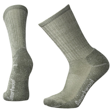 Men's Smartwool Hike Light Crew Sock - Green