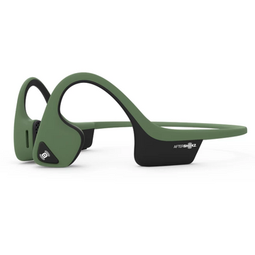 Aftershokz Trekz Air Headphones - Forest Green