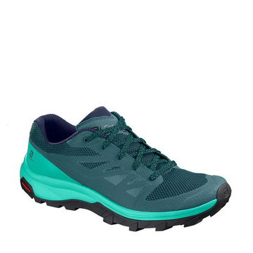 Women's Salomon OUTline Waterproof Hiking Shoe