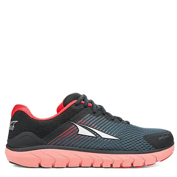 Women's Altra Provision 4 Running Shoe - Black + Pink