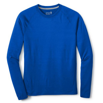 Men's Smartwool Merino 150 Base Layer Long Sleeve - Blue