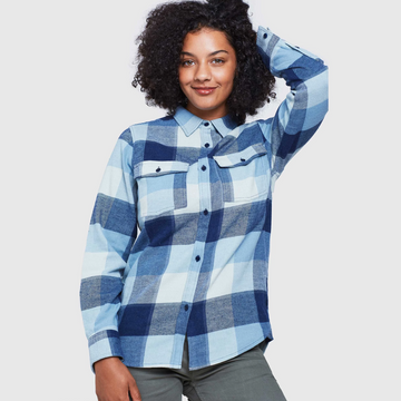 Women's United by Blue Fremont Flannel