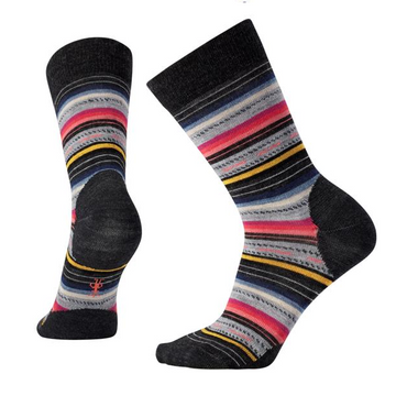 Women's Smartwool PhD Run Ultra Light Micro Sock - Berry