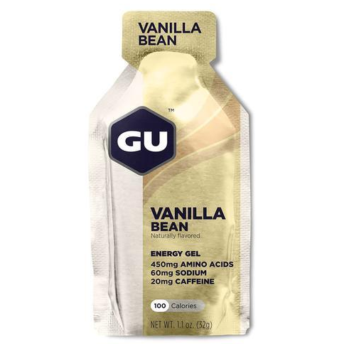 GU Energy Labs Vanilla Bean Gel