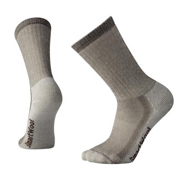 Men's Smartwool Hike Light Crew Sock - Beige