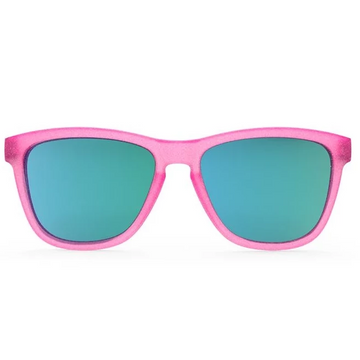 Goodr Flamingos on a Booze Cruise Sunglasses