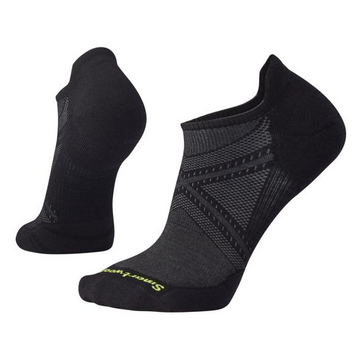 Men's Smartwool PhD® Run Light Elite Micro Sock - Black