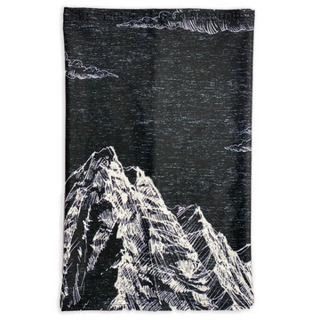 Colorado Threads Mountain Sketch Neck Gaiter
