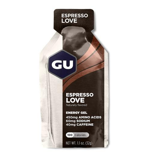 GU Energy Labs Espresso Love Gel