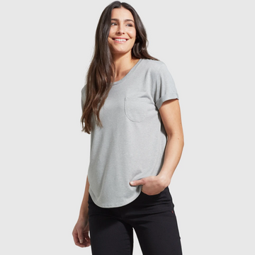 Women's United by Blue EcoKnit™ Pocket Tee