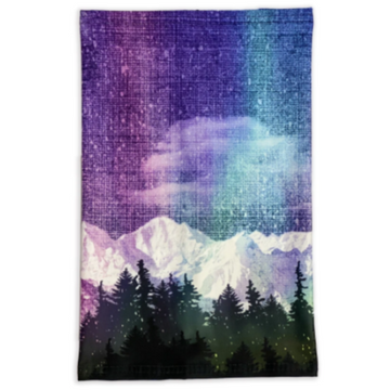 Colorado Threads Northern Lights Neck Gaiter