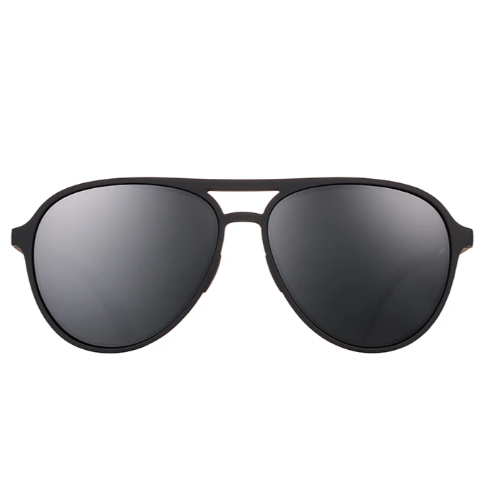 Goodr Mach G Operation: Blackout Sunglasses