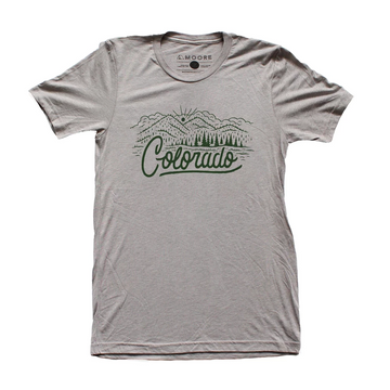 Moore Collection Colorado Tee
