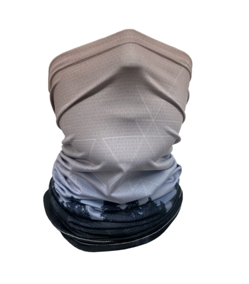Colorado Threads Mountain Twilight Neck Gaiter