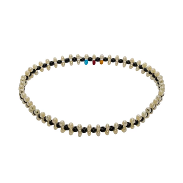 ArtiKen Cookies and Cream Thin Bracelet