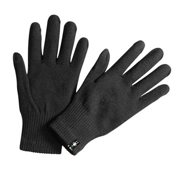 Smartwool Liner Gloves - Black