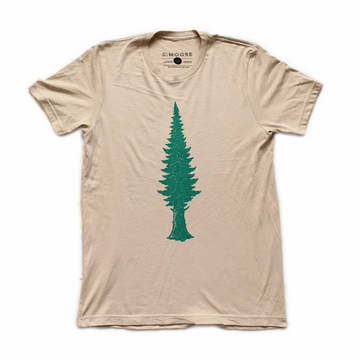 Moore Collection Mighty Pine Tee