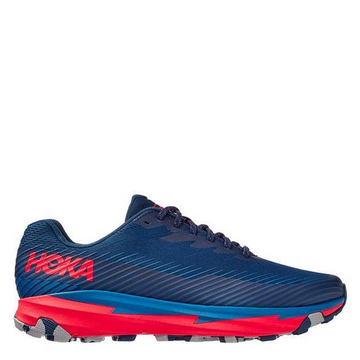 Men's Hoka Torrent 2 Trail Running Shoe in Blue