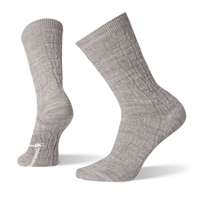 Women's Smartwool Chain Link Cable Crew Sock