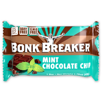 Bonk Breaker Mint Chocolate Chip Bar