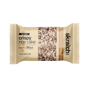 Skratch Labs Crispy Rice Cake Bar - Mallow
