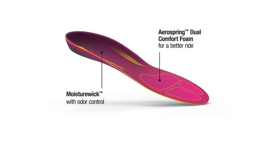 Women's Superfeet Run Comfort Insole