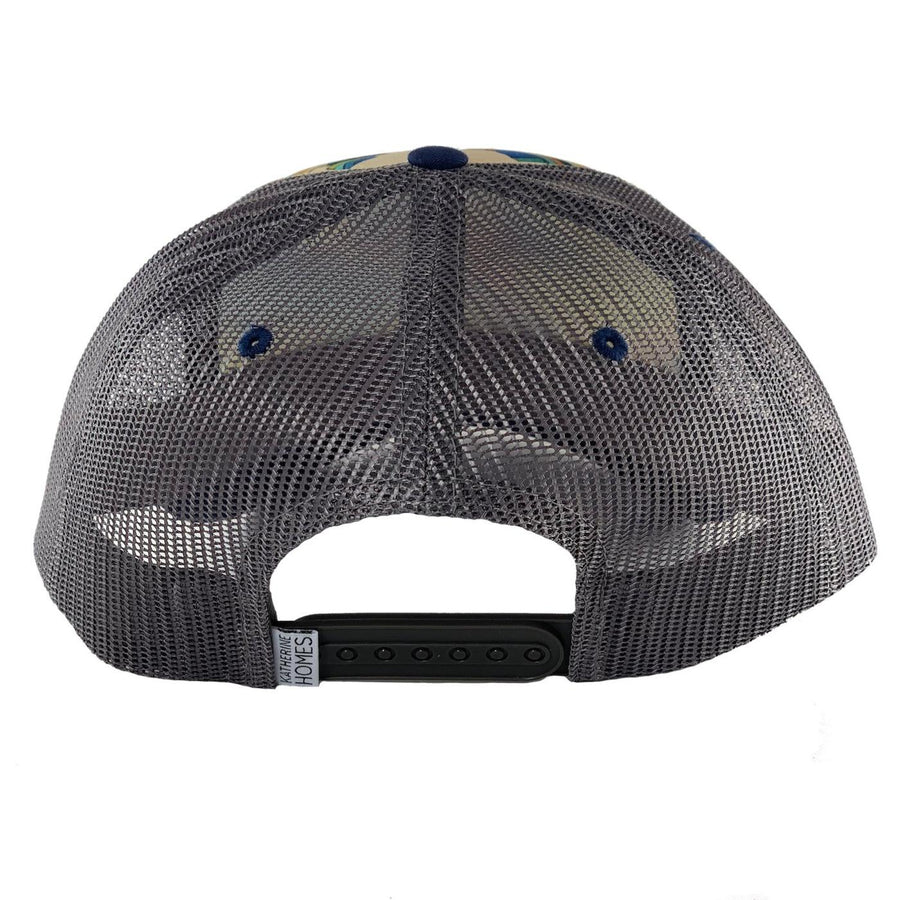 Katherine Homes Moab Foam Sublimation Baseball Hat