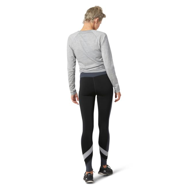 Women's Smartwool Merino Sport Fleece Colorblock Tight