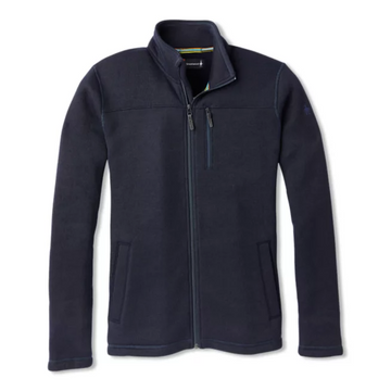 Men's Smartwool Hudson Trail Fleece Full Zip Jacket