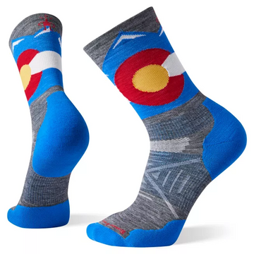 Smartwool PhD® Outdoor Light Elite Colorado Crew Sock