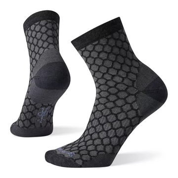 Women's Smartwool Hexagon Mini Boot Sock