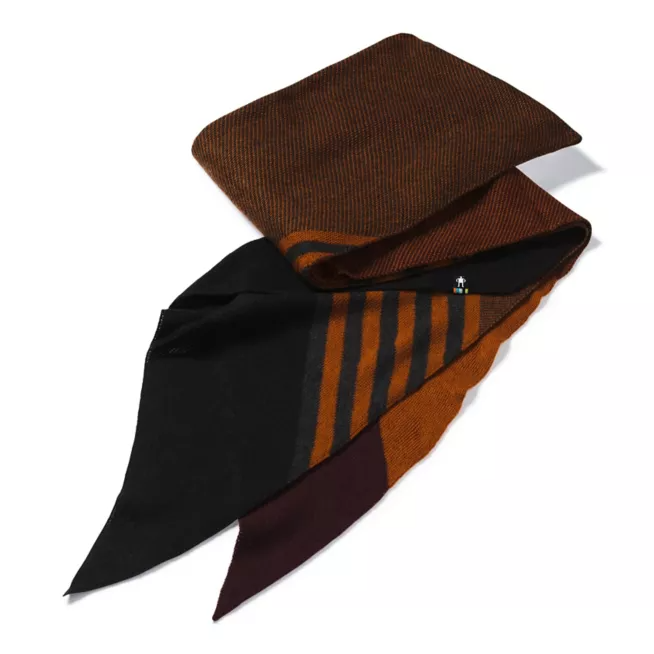 Smartwool Snowline Point Stripe Scarf