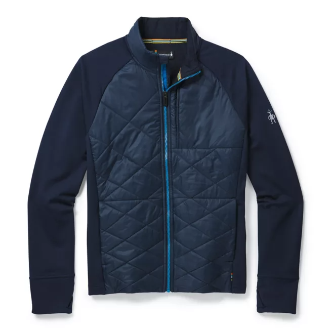 Men's Smartwool Smartloft 120 Jacket in Navy