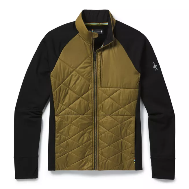 Men's Smartwool Smartloft 120 Jacket in Olive