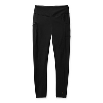 Women's Smartwool Merino Sport 7/8 Legging in Black