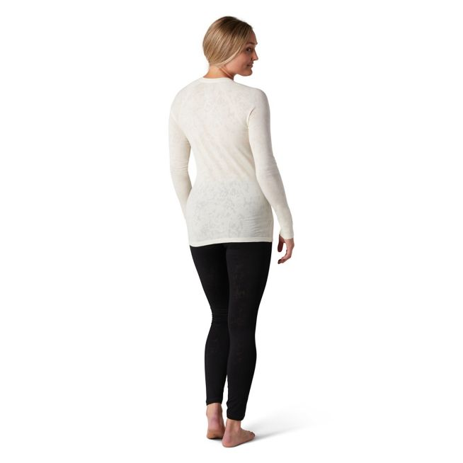 Women's Smartwool Merino 150 Lace Base Layer Long Sleeve Crew