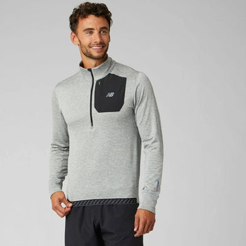 Men's New Balance Heat Quarter Zip