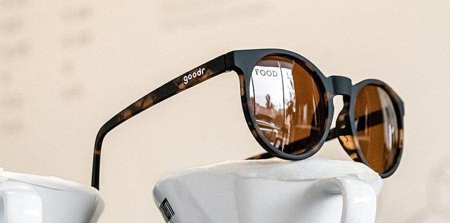 Goodr Circle G Nine Dollar Pour Over Sunglasses